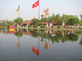 Hội thu chùa keo 2018